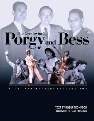 George Gershwin_Ira Gershwin: The Gershwins' Porgy And Bess: The 75th Ann. Cel.