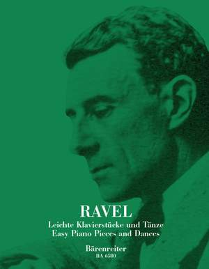 Ravel, M: Easy Piano Pieces and Dances