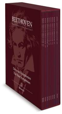 Beethoven: Symphonies 1 - 9, Complete (Urtext)