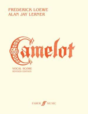Alan Jay Lerner_Frederick Loewe: Camelot Product Image