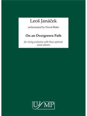 David Blake_Leos Janacek: On An Overgrown Path - String Orchestra Product Image