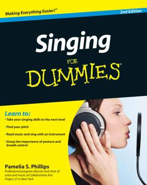 Pamelia S. Phillips: Singing for Dummies 2nd Edition