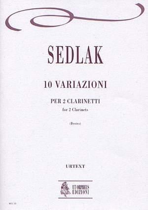 Sedlak, W: 10 Variations