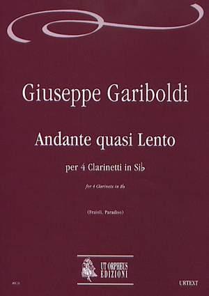 Gariboldi, G: Andante quasi Lento