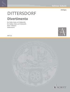 Dittersdorf, K D v: Divertimento Krebs 131