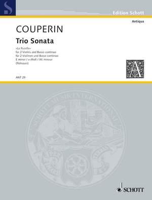 Couperin, F: Trio-Sonata I E Minor