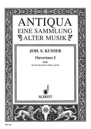 Kusser, S: Overture I