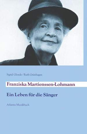 Franziska Martienssen-Lohmann