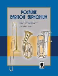 Rapp, H: Posaune - Bariton - Euphonium Band 1