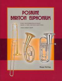 Rapp, H: Posaune - Bariton - Euphonium Band 2