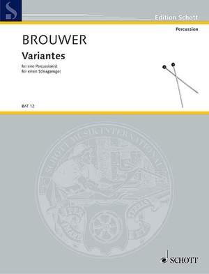 Brouwer, L: Variantes