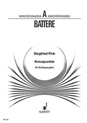 Fink, S: Kreuzpunkte Product Image