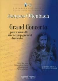 Offenbach, J: Grand Concerto