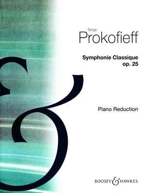 Prokofiev: Symphony No. 1 op. 25 (Classical)