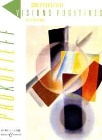 Prokofieff, S: Visions Fugitives op. 22