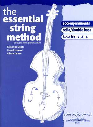 Nelson, S M: The Essential String Method Vol. 3 and 4 Product Image
