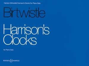 Birtwistle: Harrison's Clocks