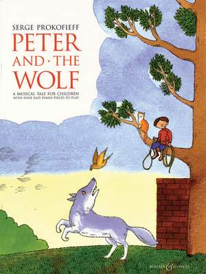 Prokofieff, S: Peter and the Wolf