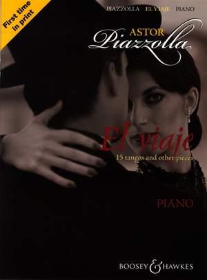 Piazzolla, A: El viaje