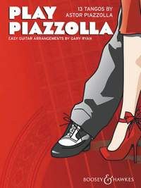 Piazzolla, A: Play Piazzolla