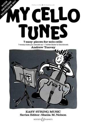 Toovey, A: My Cello Tunes