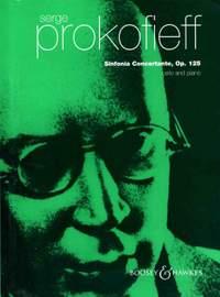 Sergei Prokofieff: Sinfonia Concertante, op. 125