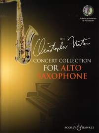 Christopher Norton: Concert Collection for Alto Saxophone
