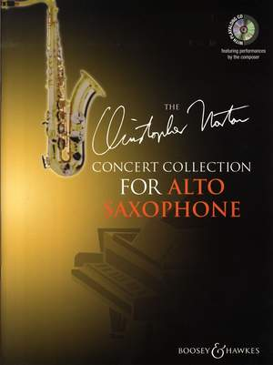 Norton, C: Concert Collection for Alto Saxophone