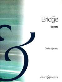 Bridge, F: Cello Sonata