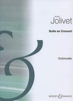 Jolivet, A: Suite En Concert