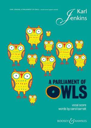 Jenkins, K: A Parliament of Owls