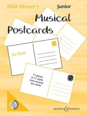 Mower, M: Junior Musical Postcards Product Image