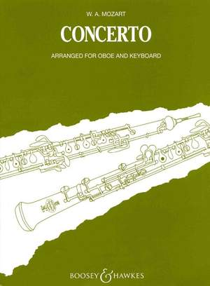 Mozart, W A: Concerto C Major KV 314