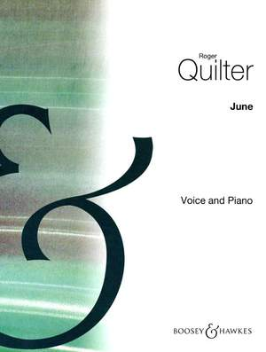 Quilter, R: June In E