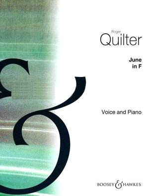 Quilter, R: June In F
