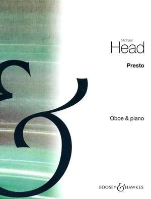 Head, M: Presto