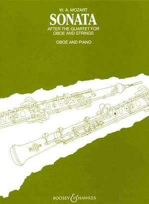 Mozart, W A: Sonata KV 370