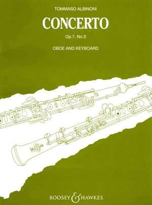 Albinoni, T: Concerto Bb Major op. 7/3