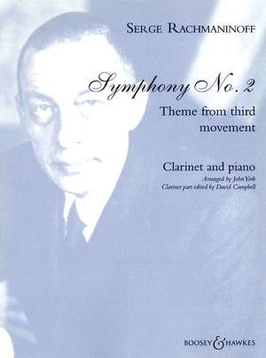 Rachmaninoff, S: Symphony No. 2 op. 27