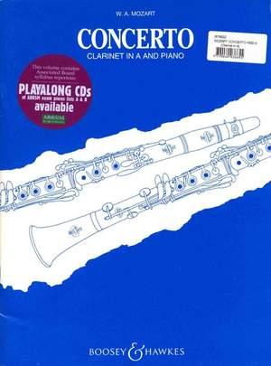 Mozart, W A: Clarinet Concerto A Major KV 622