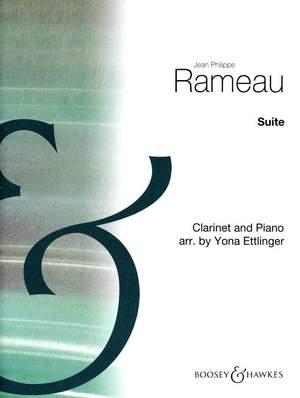 Rameau, J: Suite
