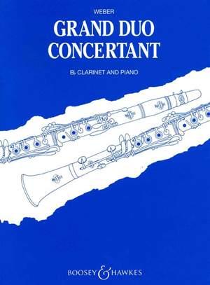 Weber: Grand Duo Concertante op. 48