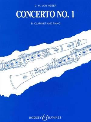 Weber: Clarinet Concerto No. 1 op. 73