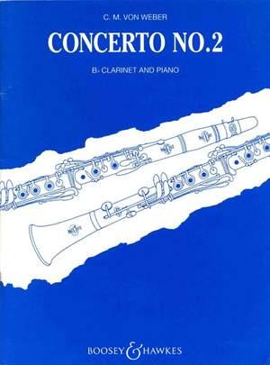 Weber: Clarinet Concerto No. 2 op. 74