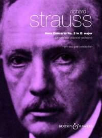 Strauss, R: Horn Concerto No. 2 in E Flat Major o. Op. AV 132