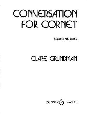 Grundman, C: Conversation for Cornet