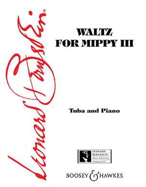 Bernstein, L: Waltz for Mippy III