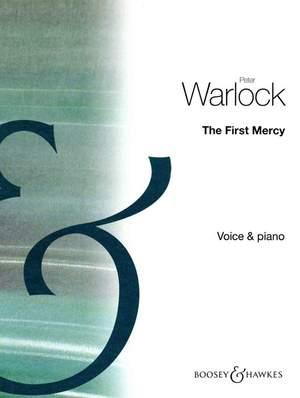 Warlock, P: First Mercy In G minor