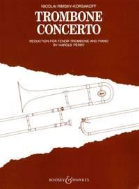 Rimsky-Korsakov, N: Trombone Concerto