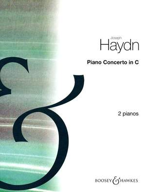 Haydn, J: Piano Concerto In C Major